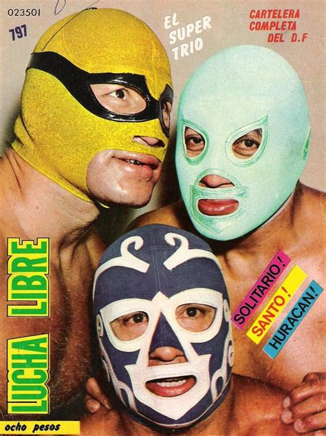 imagenes del matematico luchador lucha libre magaine covers of the 1970s flashbak