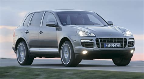 Porsche Cayenne S 2008 by Porsche Cayenne Turbo S 2008 Official Pictures By