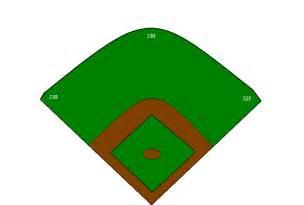 Baseball Field Template by Fill In Baseball Field Template Clipart Best