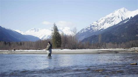 Bc Finder Fly Fishing Pemberton Bc Canada Lillooet River