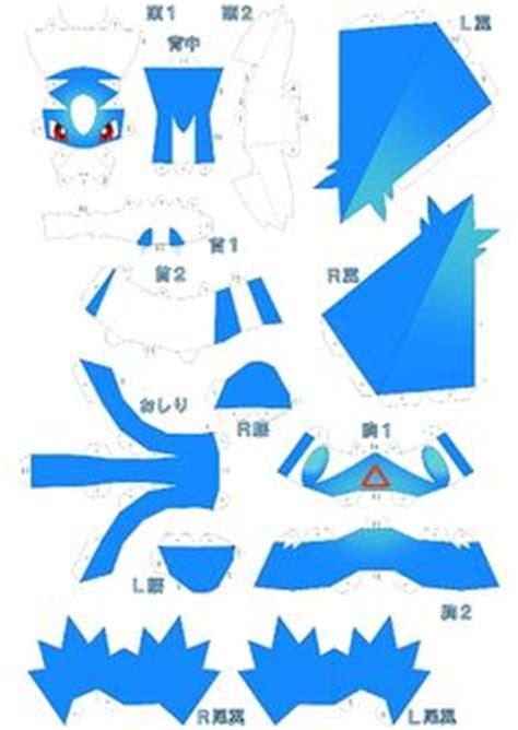 pokemon papercraft templates jetlogs org 187 mew papercraft pokemon papercraft pinterest see best