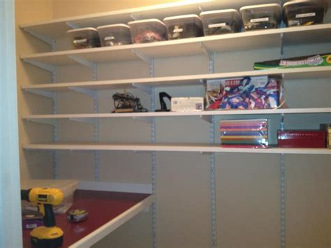 Putting Shelves In A Closet by Di Why Diy Project