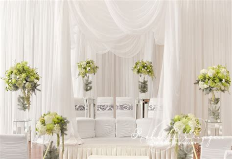 wedding wall draping luxurious and elaborate ceiling canopy and wall draping