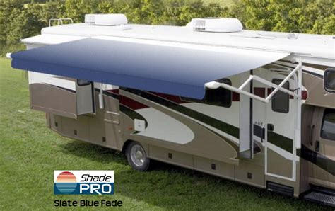 automatic rv awning rv cer awnings manual electric shadepro inc