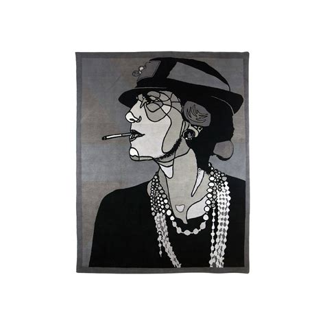 coco chanel rug coco chanel soho design house touch of modern