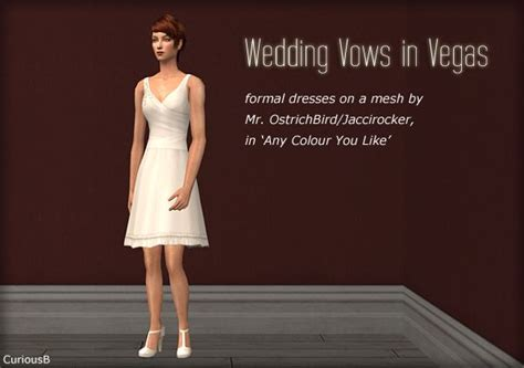 Wedding Vows In Vegas by 17 Best Images About The Sims 2 Clothes On