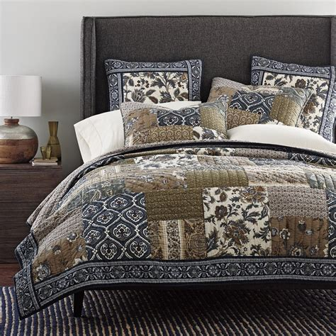 Provence Quilt by Provence Patchwork Quilt The Company Store