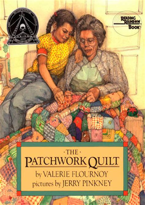 The Patchwork Quilt Book - the patchwork quilt by valerie flournoy