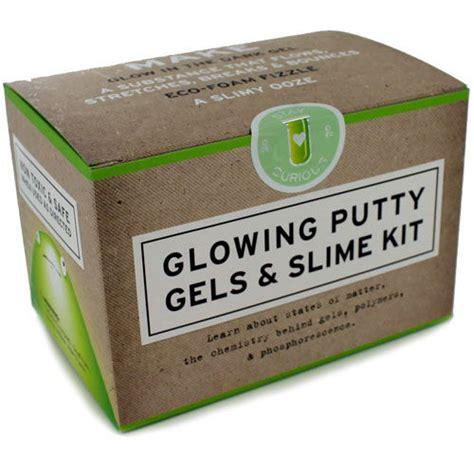 Glowing Gel glowing gel experiment kit by xump