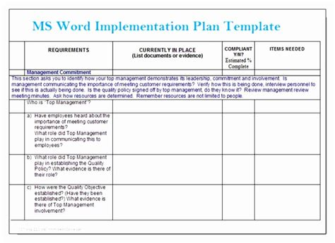 7 Simple Project Plan Template Excel Eaovu Templatesz234 Microsoft Word Project Template