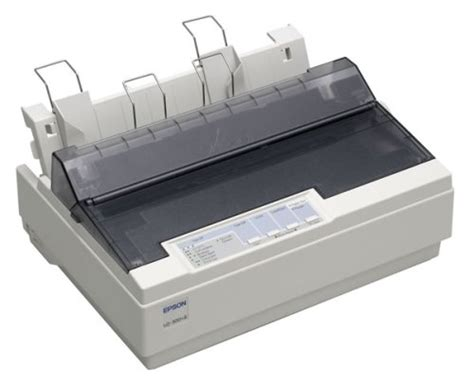 Printer Epson Lq 300 epson lq 300 ii dot matrix printer discontinued lq 300