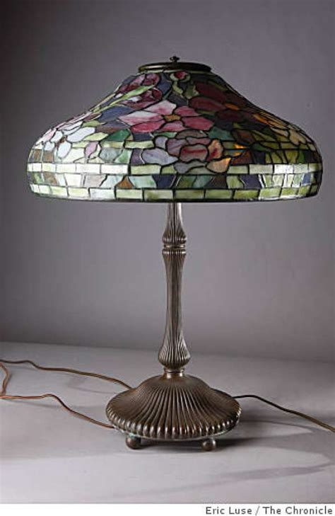 antique lighting san francisco a tiffany collection you can get your hands on sfgate