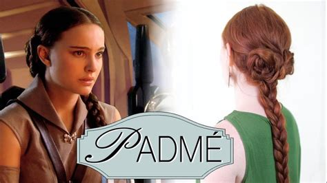 how to do padme hairstyles 17 best images about hair nails and make up on pinterest