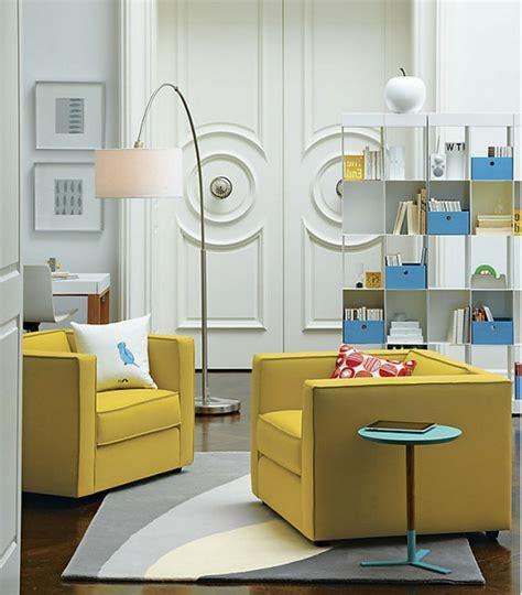 wohnzimmer stehlen moderne sessel sind echte hingucker im innendesign