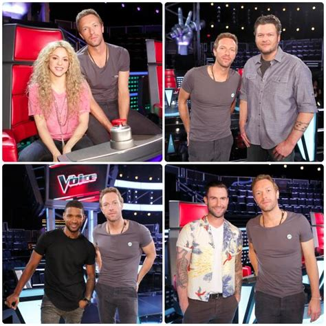 Why Is Millionaire Coldplay Chris Martin Sleeping by Coldplay S Chris Martin Joins The Voice As Mentor Softpedia