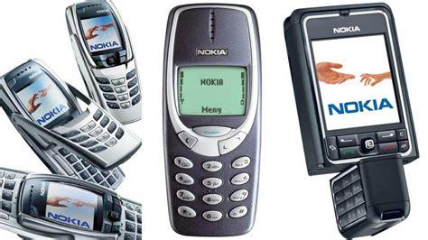 Nokia 3310 Jadul legenda ponsel jadul kembali akan seperti inikah nokia