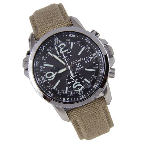 Top 7 Watches by Top 7 Seiko S Watches With Fabric Straps The