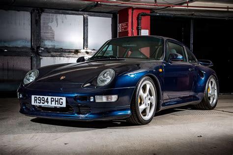 Porsche 993 Turbo S by 163 250k Porsche 993 Turbo S Headlines Silverstone Auctions