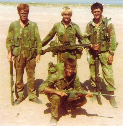 fireforce one man s war in the rhodesian light infantry members of the rhodesian african rifles at the time of the