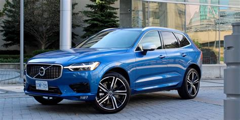 Volvo Xc60 R Design Reviews by Suv Review 2018 Volvo Xc60 R Design Driving