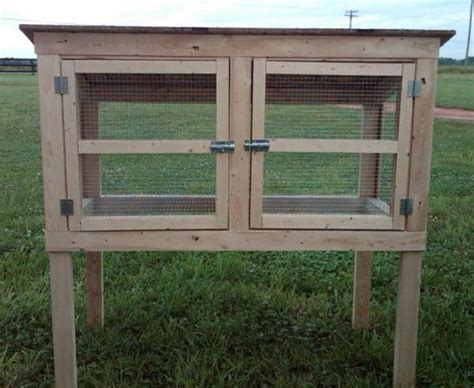 Handmade Rabbit Hutches For Sale - handmade rabbit hutches 28 images october grace