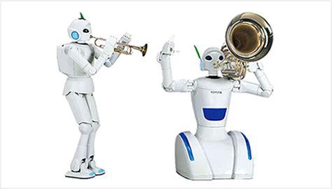 toyota partner robot robot foto impremedia net