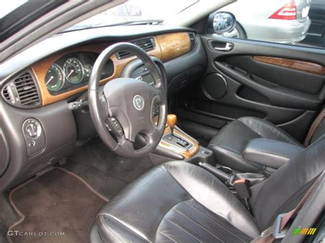 2003 Jaguar X Type Interior charcoal interior 2003 jaguar x type 2 5 photo 39879615 gtcarlot