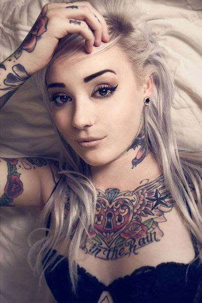 suicide girls tattoos 3544 best images on