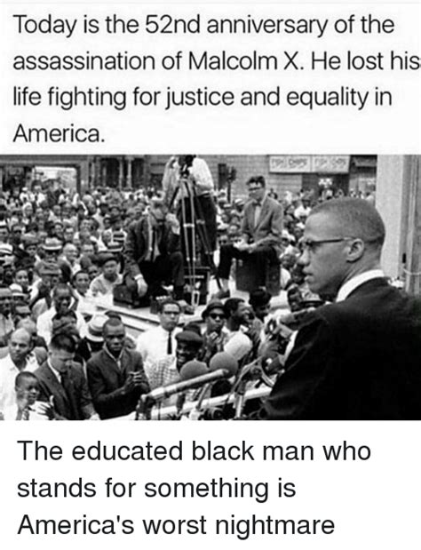 Malcolm X Memes - 25 best memes about educated black man educated black