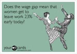 gender shenanigans wage gap feminism photo 31081274 fanpop