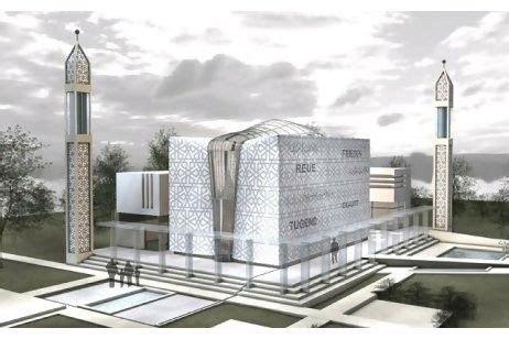 design masjid modern modern mosques design architecture symphonie pinterest