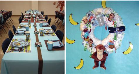 Monkey Boy Baby Shower Decorations by Monkey Boy Baby Shower Decorations Best Baby Decoration