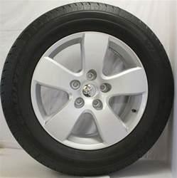 Tires Dodge Ram 1500 20 New Set 4 Dodge Ram 1500 Oem 20 Quot Wheels Rims Goodyear