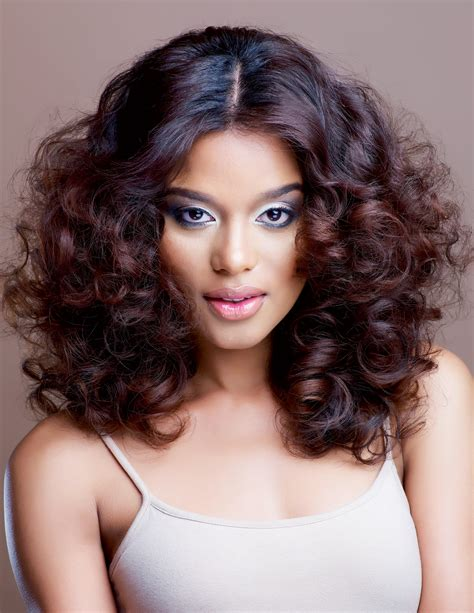 cool hairstyles from rollers for black women image result for roller set natural hairstyles hair we