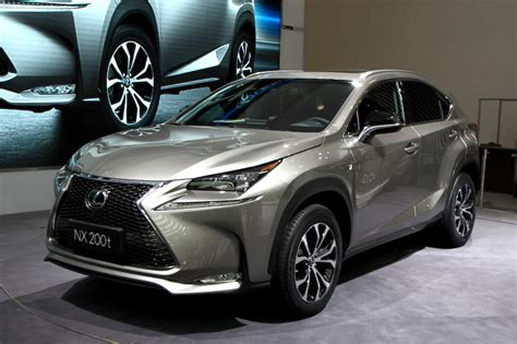 lexus atomic silver nx chief engineer sheds more details on the lexus nx at 2014