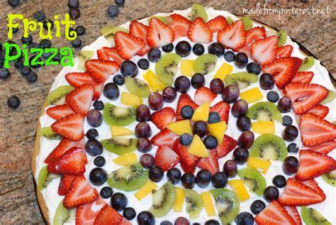 fruit pizza fruit pizza i recipe dishmaps