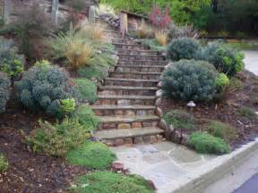 hillside landscaping ideas hillside landscaping ideas on a budget great photo