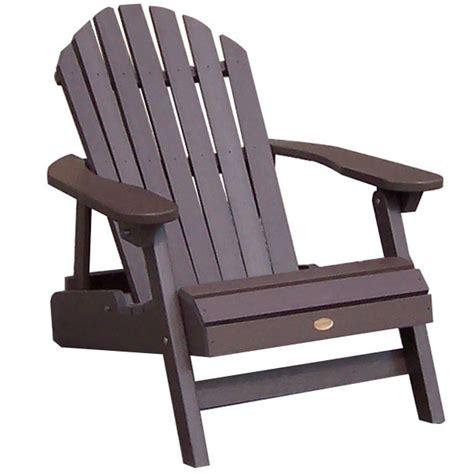 Highwood Adirondack Chair by Spguyusa Highwood Adirondack Chair In Acorn