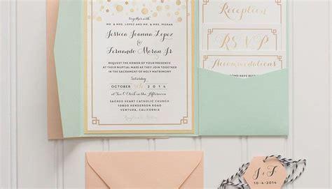 desain undangan pernikahan tinggal edit mau pernikahanmu nanti sempurna 13 desain undangan elegan