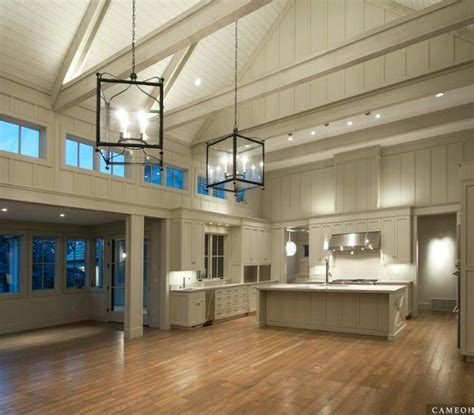 gallery of finished pole barn interiors fabulous homes
