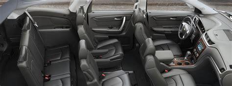 Chevy Traverse Interior Photos 2017 chevrolet traverse interior colors gm authority