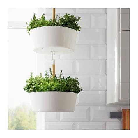 ikea planter bittergurka hanging planter white ikea