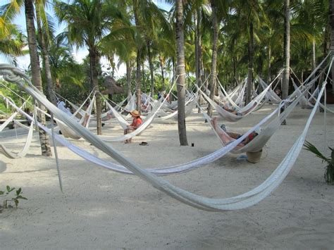 hammock hängematte xel ha cancun mexico how cool is this hammocks for