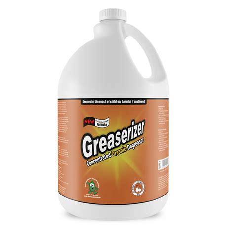 natural boat wax greaserizer natural grease cleaner 1 gallon