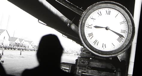 Tate Modern makes time for 24-hour movie 'The Clock ... In Time Movie Clock