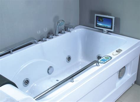 bathtub with tv bathtubs outstanding jacuzzi bathtub with built in tv