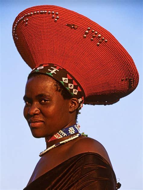 African Zulu Headdress   41 best images about zulu ladies on pinterest in south