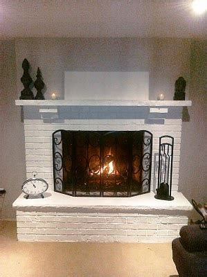 painting fireplace ideas painted fireplace horn house ideas