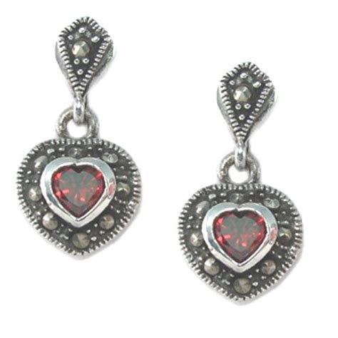 where to buy sterling silver for jewelry dangle marcasite earrings sterling silver 925 best