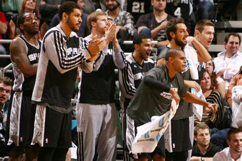 spurs bench players are the san antonio spurs deeper than ever bleacher report
